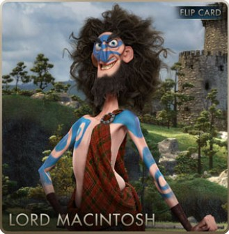 Brave Cards - Lord Macintosh