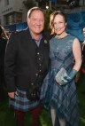 John Lasseter and Julie Fowlis