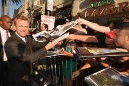 Kevin McKidd (voice of Lord & Young MacGuffin)