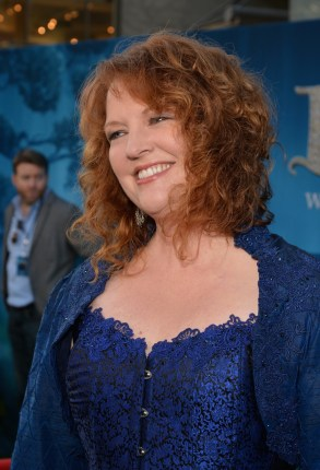 """Co-Director Brenda Chapman arrives at """"Brave"""" World Premiere. Photo by Lester Cohen/Getty Images."""