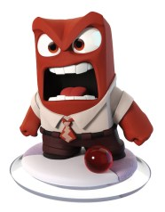 Disney Infinity - Inside Out Figure - Anger