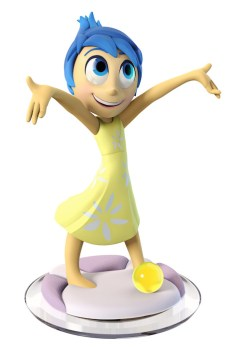 Disney Infinity - Inside Out Figure - Joy
