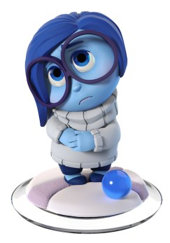 Disney Infinity - Inside Out Figure - Sadness