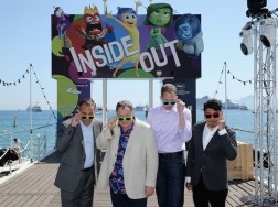 """Inside Out"" Photocall - The 68th Annual Cannes Film Festival"