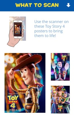 Toy Story 4 - Regal App 3