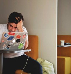 Shopify store owner stressing out over Shopify account security