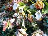 Ein Friedhof im Elsass