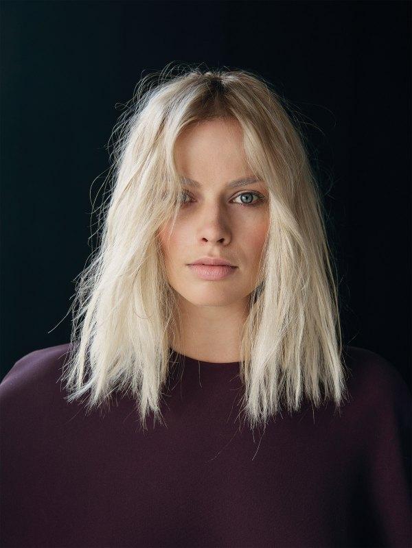 Margot Robbie Hair Blonde