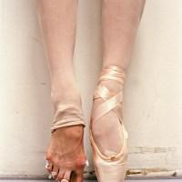 A Ballet Dancer's Feet