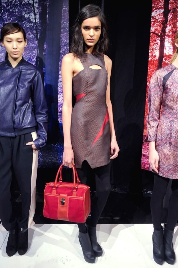 Fashion Herald Charlotte Ronson Fall 2013