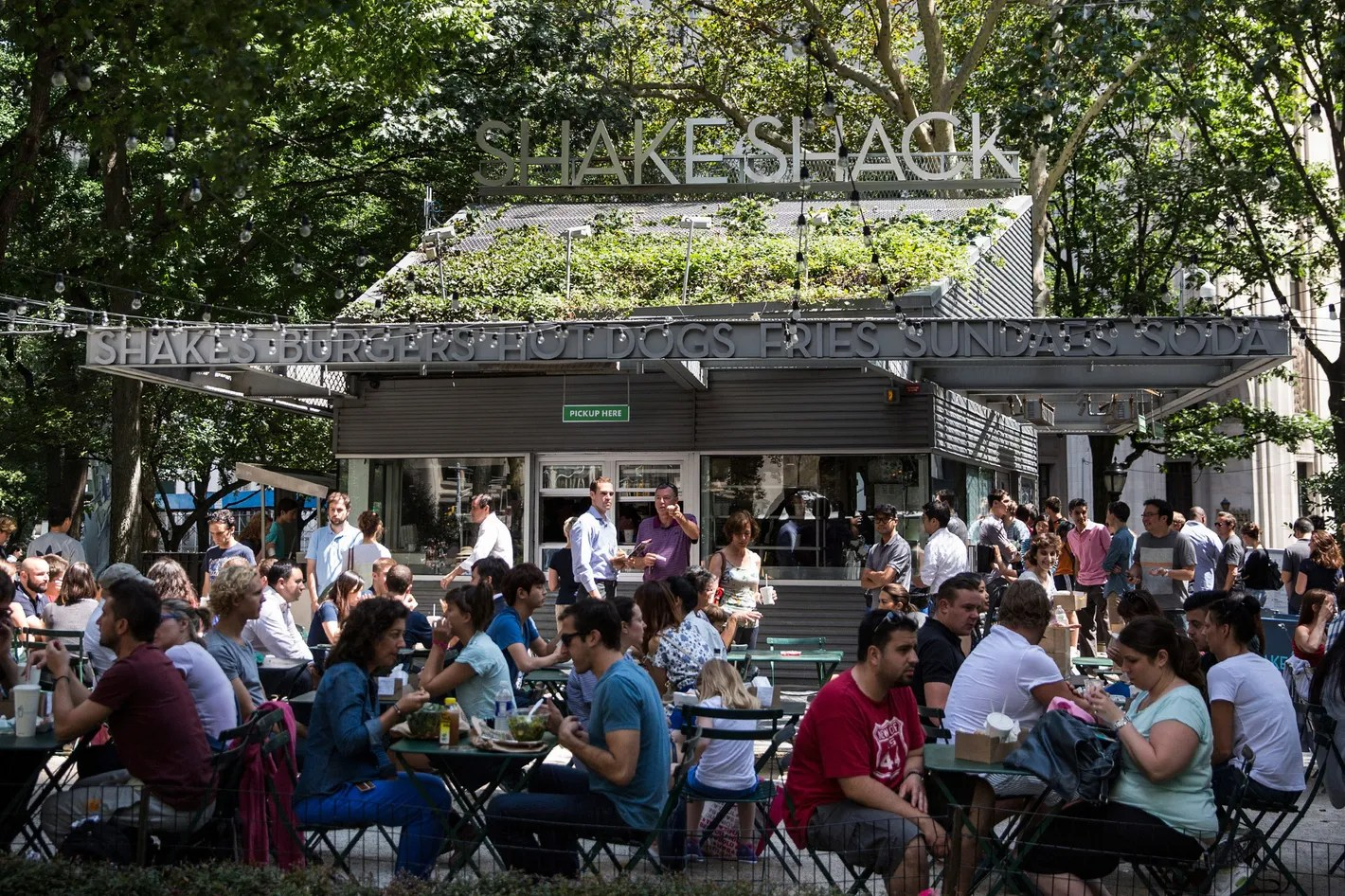 The Original Shake Shack Reopens Wednesday With A Special