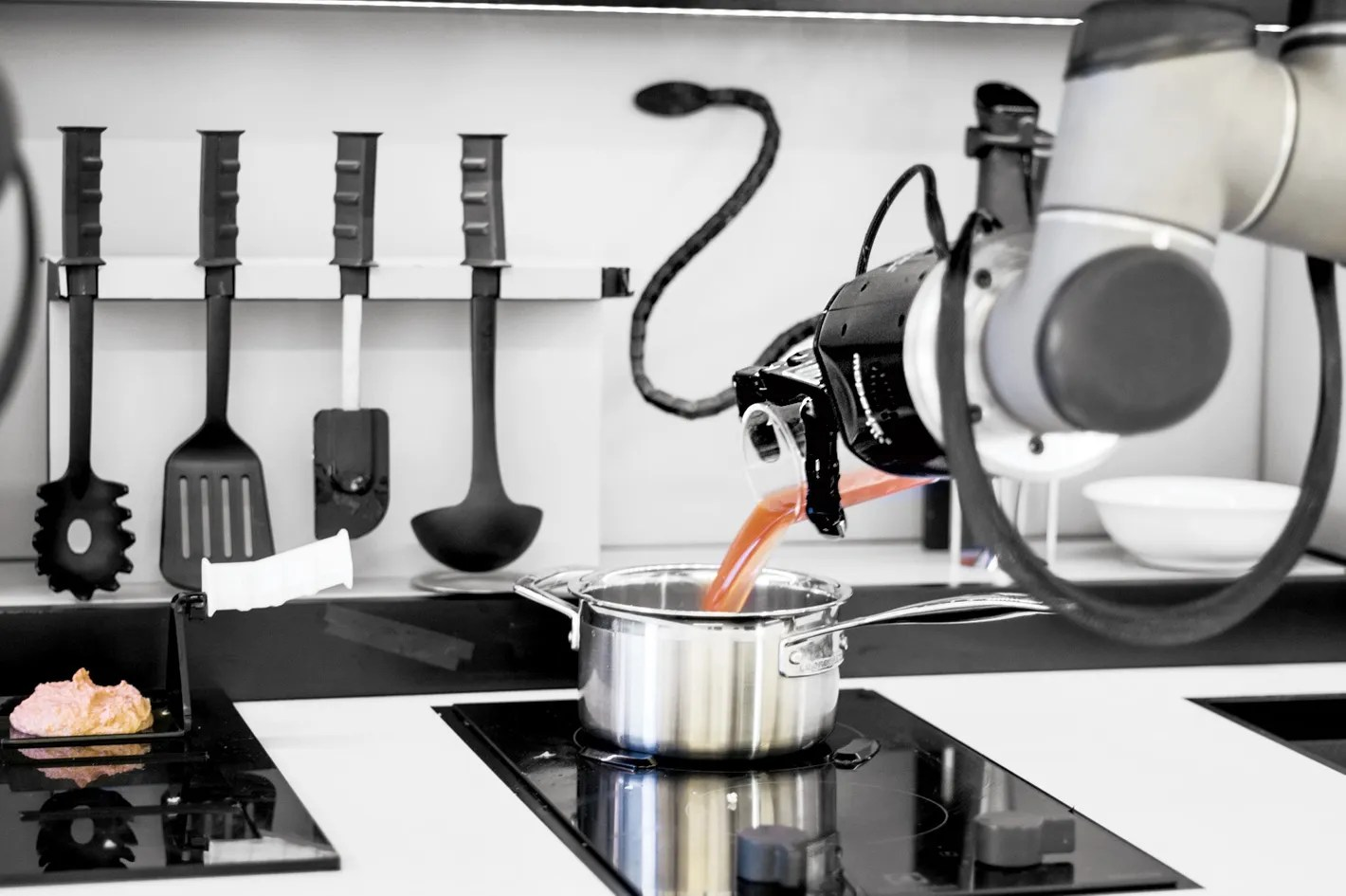 kitchen robot aid food processor the limits and possibilities of a chef