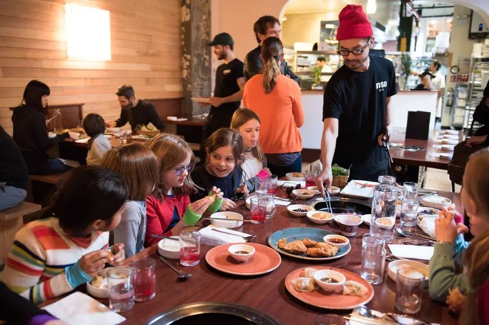 Kid Friendly Restaurants Nyc