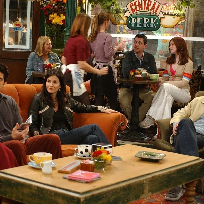 Central Perk From Friends Could Become A Real Coffee Shop