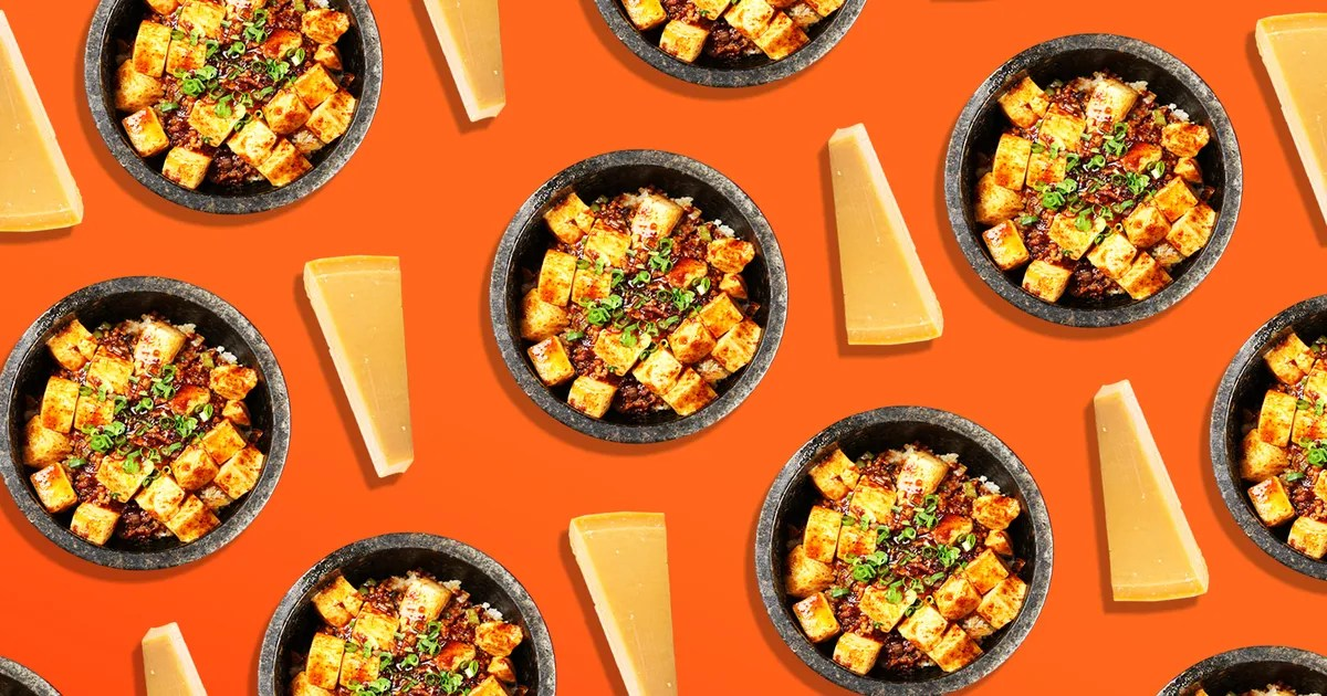 Photo of Ruth Reichl Quarantines With Parmesan Stock and Mapo Tofu