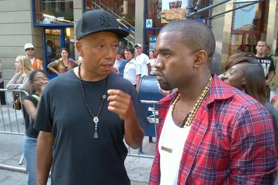 Kanye West Visits Occupy Wall Street Without Removing Gold Chains [Updated]