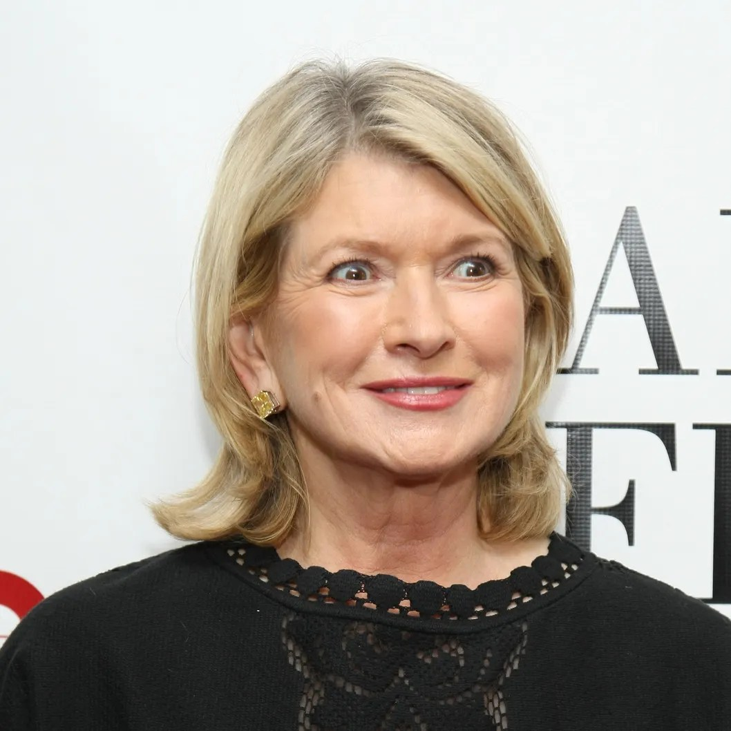 Martha Stewart Media Kit