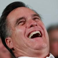 Mitt Mansplains It To Hillary