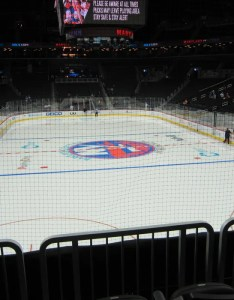 also there are some pretty bad seats for hockey at barclays center rh nymag
