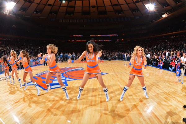 James Dolan Wants the Knicks City Dancers to Be Classier
