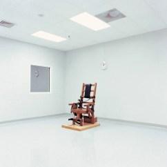 Electric Chair Execution Photos Best Baby High Chairs Fotos De Salas ExecuÇÃo Últimas RefeiÇÕes