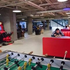 Office Gaming Chairs Grey Uk Photos: Offices In Silicon Valley That Are Way Better Than Yours