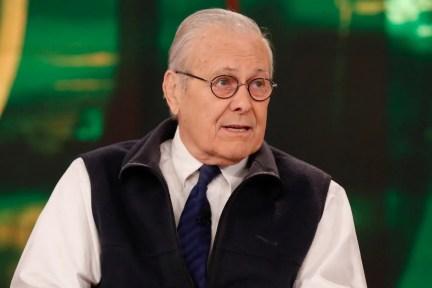 Image result for Donald Rumsfeld