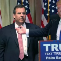 Poor Chris Christie. Always the Butt of the Joke.