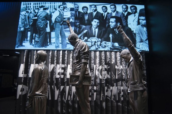 Gorgeous Reductive African-american Museum In