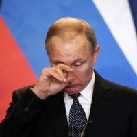Vladimir Putin Haz a Sad