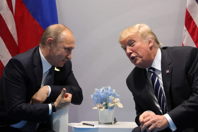Image result for PUTIN - TRUMP SUMMIT