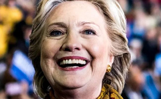 No Hillary Clinton Won T Be The 2020 Democratic Nominee
