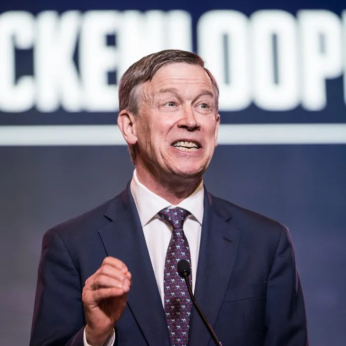 will hickenlooper be first