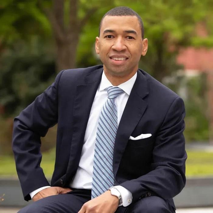Montgomery, Alabama, mayor-elect Steven Reed.