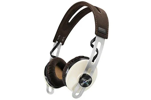 Sennheiser HD1 On-Ear Wireless Headphones With Active Noise Cancellation — Ivory