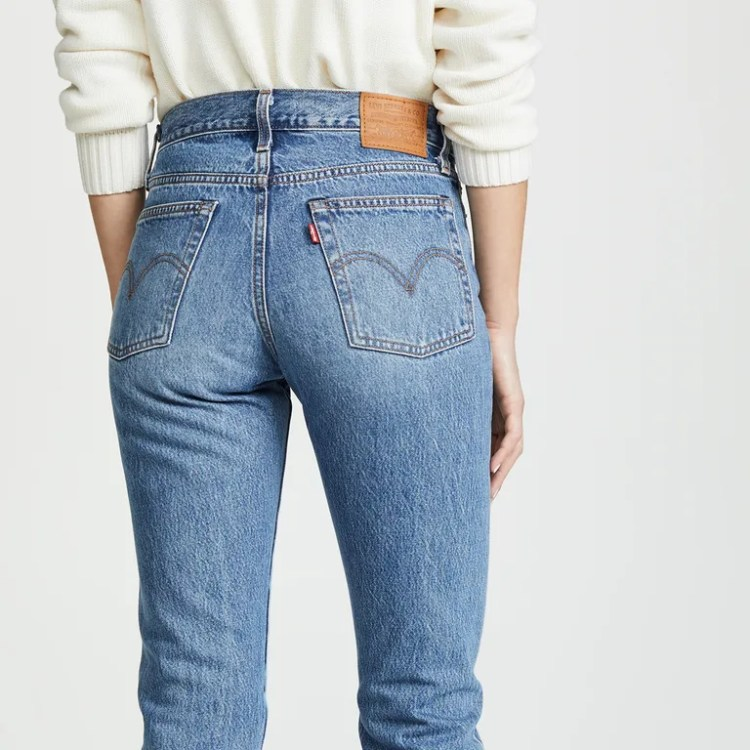 Levi's Wedgie Jeans