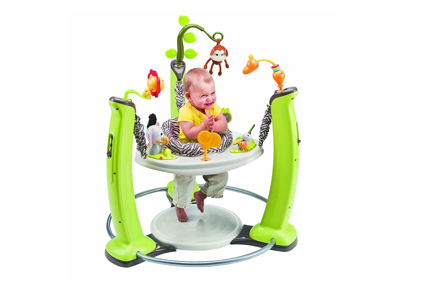 walker bouncing chair eames knock off the best baby bouncers and jumpers reviews 2017 evenflo exersaucer learn jumper jungle