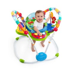 Walker Bouncing Chair Up Bowery Nyc The Best Baby Bouncers And Jumpers Reviews 2017 Einstein Activity Jumper Special Edition Neighborhood Friends