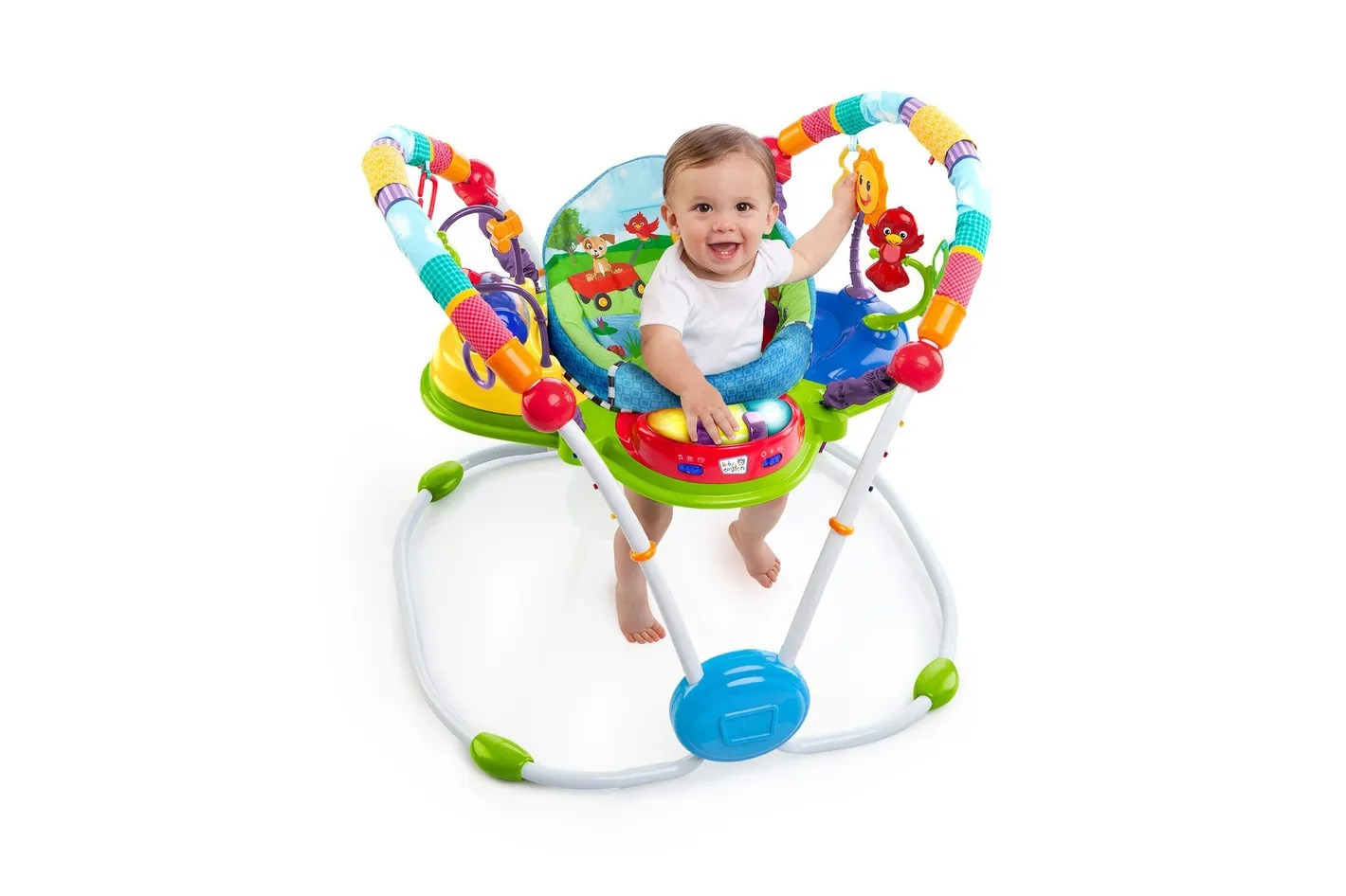Bouncy Chair The Best Baby Bouncers And Jumpers Reviews 2017