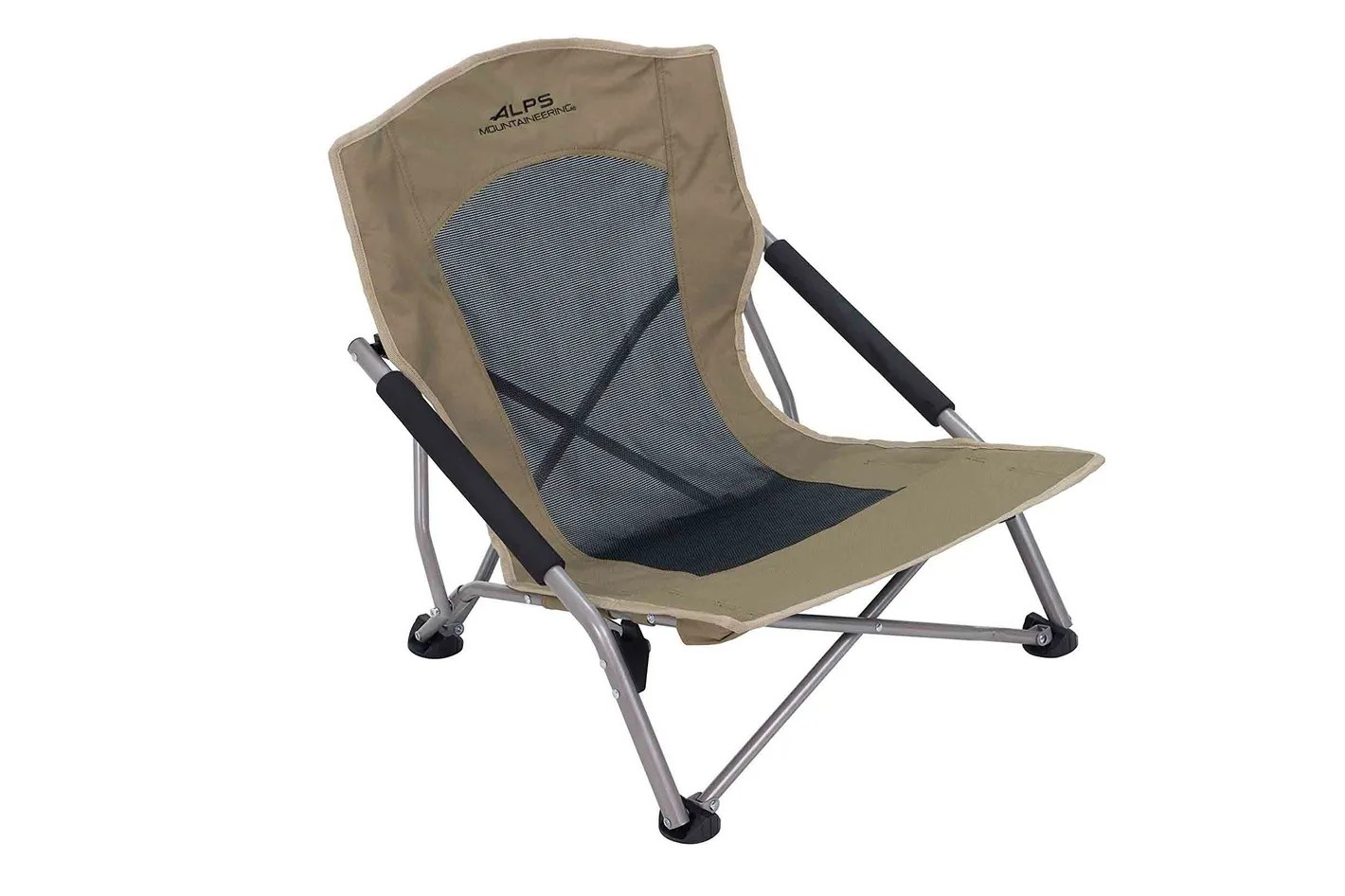 Alps Mountaineering Rendezvous Lowprofile Folding Chair Steel