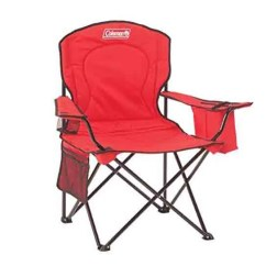 Reclining Beach Chairs Lawn Chair Covers Home Depot The 20 Best 2018 Coleman Oversized Quad With Cooler