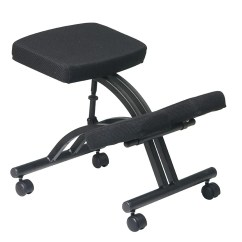 Kneeling Chair Design Plans Plastic High The Best Is An Ergonomic Office Star Ergonomically Designed Knee At Amazon