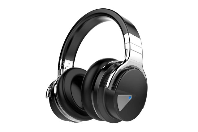Cowin E7 Active Noise Cancelling Bluetooth Headphones With Microphone Hi-Fi Deep Bass Wireless Headphones Over Ear