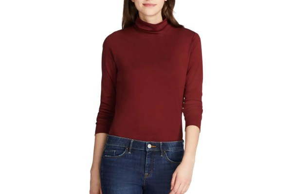Cotton Turtleneck Sweaters for Women
