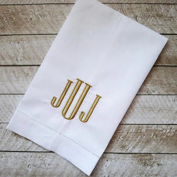best personalized gifts monogram
