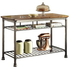 Amazon Kitchen Cart All In One Units The 14 Best Butcher Block Islands And Carts  2018