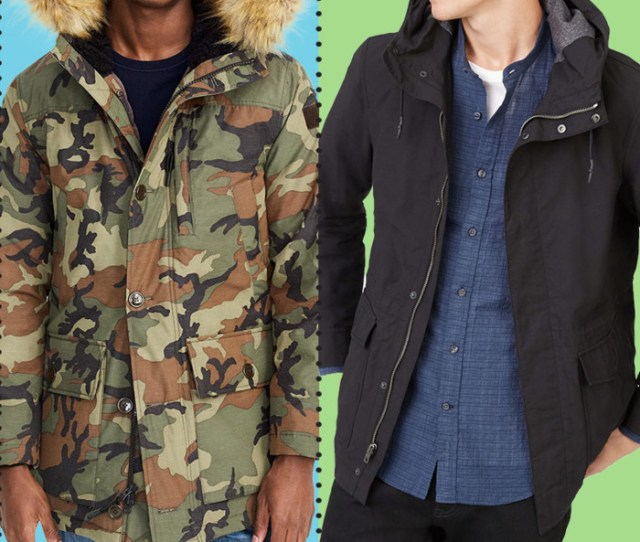 Nows The Time To Buy These On Sale Mens Parkas And Puffers