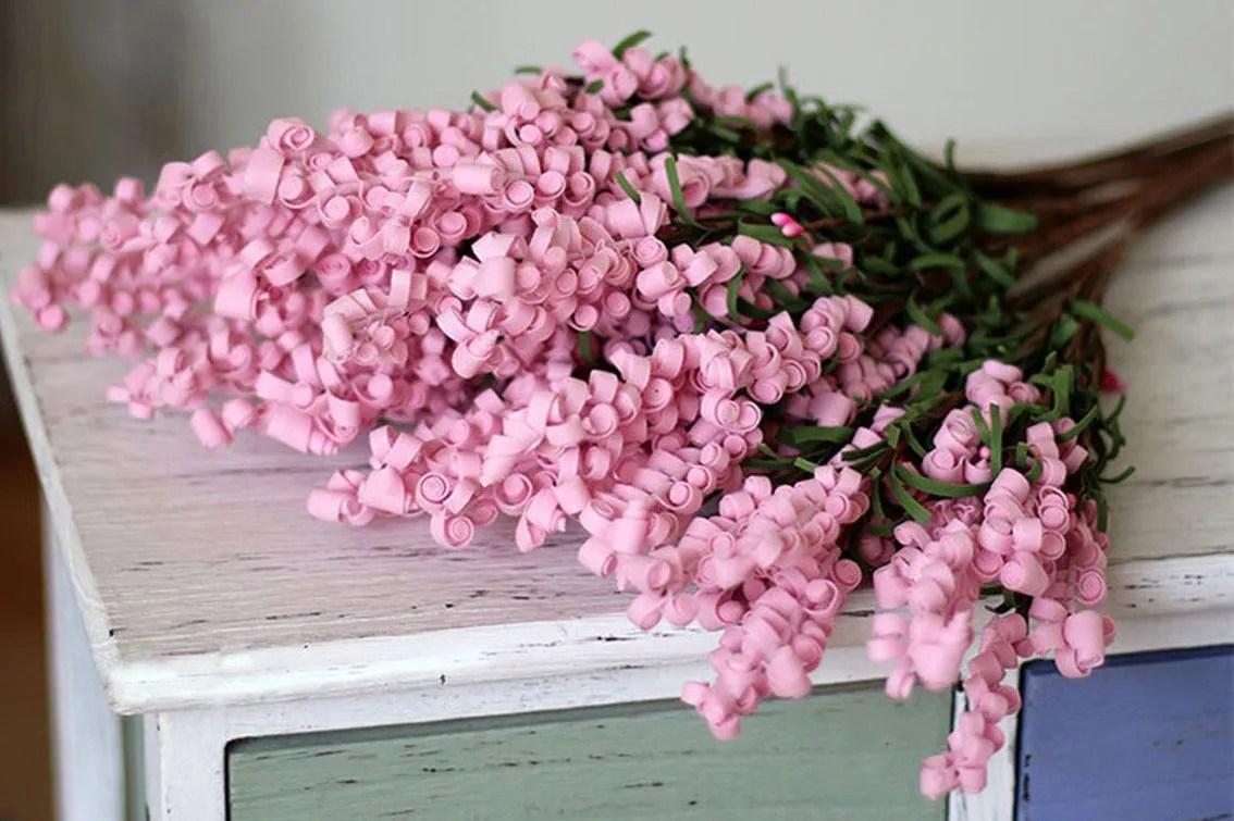 Best Artificial Flowers: Silk, Paper, And Felt Bouquets