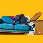 We Tested Six Sofas In A Box Container Living Stackhouse Usa