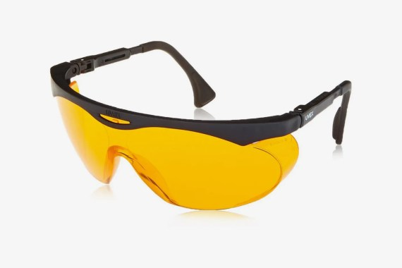 Image result for yellow tinted glasses for computer use